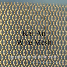 brass netting mesh