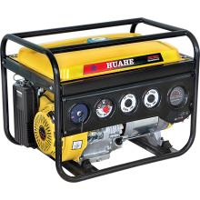 HH5850 Amarelo 5kw Gerador de Gasolina