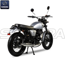 MASH TWO FIFTY 250 cc Silver mat Body Kit Ricambi originali