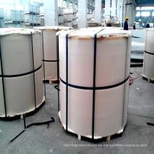 precio de la bobina de aluminio acabado molino