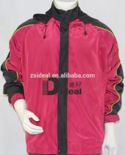 Cheap custom polyester man jacket made in China