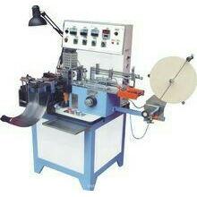 Label Ultraschallschneid- und Falzmaschine