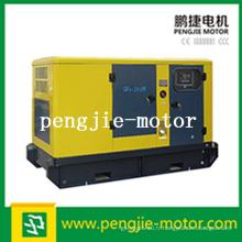 Propulsé par Perkins 1103A-33G 30kVA Silent Diesel Generator