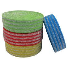 Pp Garnwäscher Schwamm Tuch Material