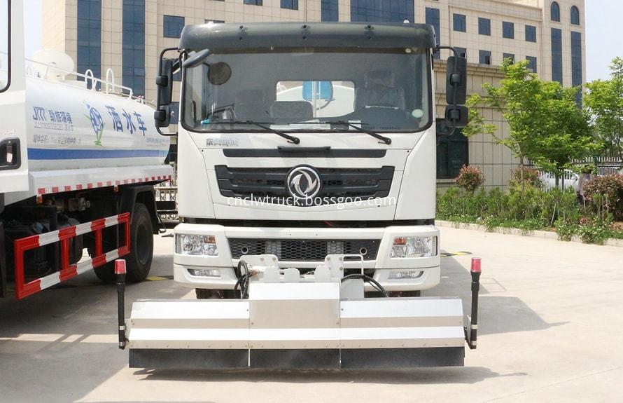 high pressure water jetting truck 4
