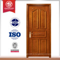 Дверь из массивной древесины, дверь из массивной двери с главной дверью, нижние двери из массивной древесины