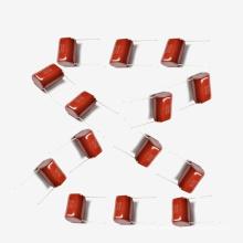 Capacitor de Filme de Poliéster Metalizado Mkt-Cl21 15UF 5% 100V para IC de Medidores