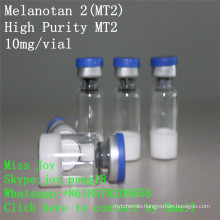 Mt2 High Purity 10mg Melanotan 2 Peptide Melanotan II Mt-2 Super Discreet Packing Safe Shipping