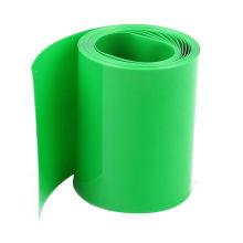 Douille rétrécissable adaptée aux besoins du client d'enveloppe de PVC de rétrécissement de la chaleur de batterie