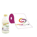 Film de rouleau d'emballage de bouteille de lait