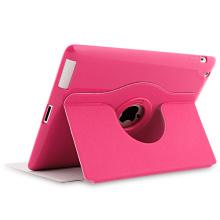 360 Grad Stand Flip Ledertasche für iPad Air (YSRA-67)