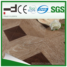 Middle Embossment Parquet V Buckle Laminate Laminated Flooring