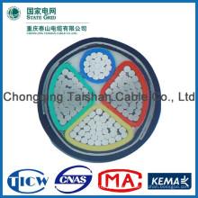 Хорошее качество ПВХ / XLPE Материал Хэнань Чжэнчжоу кабель питания
