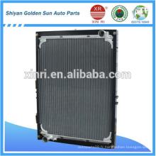 Radiateur en aluminium de marque célèbre de Chine pour le radiateur de camion BEIBEN 5065000901