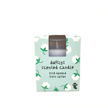 Custom Scent Personalized Aromatherapy Scented Candle