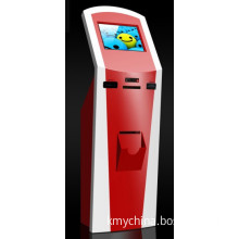 Shopping Mall Payment Kiosk with Touch Screen Advertising Screen