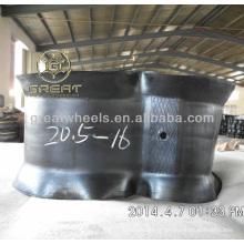 Aba de pneu 1200-20 / 24 1000 / 1100-20 650 / 700-16 825 / 900-16 com alta qualidade
