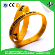 Promotional Gifts Custom Cute and Popular Waterproof Wristbands