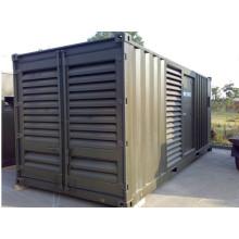 Groupe électrogène diesel imperméable à 750kVA / 600kw Alimenté par Cummins Engins