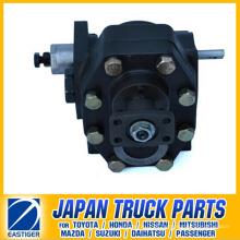 Japón Partes de camiones de la bomba de engranajes hidráulicos Gpg55