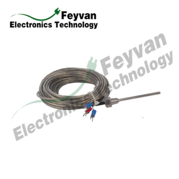 NTC Temperature Sensor with Screw Thread Probe