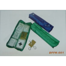 Emergency First Aid Nylon Kit for Car (DFFK-001)