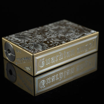 Χρυσή ετικέτα Guardian Angel 218W Vape Box Mod