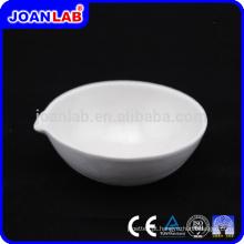 Prato de evaporação de porcelana de base redonda JOAN Lab