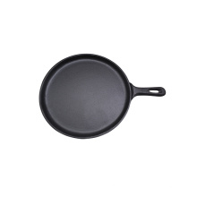Plaque de cuisson ronde en fonte