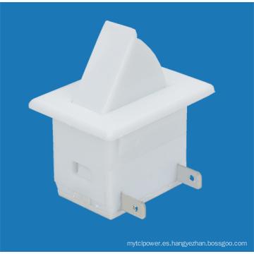 Interruptor de luz de la puerta del gabinete del congelador