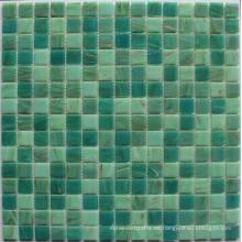 Gold Line Glass Mosaic