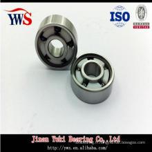 Roulement de planche à roulettes en céramique hybride de Zro2 Balls 608