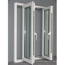 Fancy Prices White Powder Coat Aluminium Windows