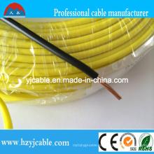 Низкое напряжение 450 / 750В Thw 8 10 12 16 Изоляция из ПВХ Электрический провод