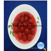 425g Canned Strawberry in Syrup