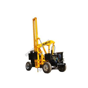 2.8M Wheels Pile Driver