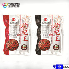 Dried Food Plastic Packaging Bag with Clear Window