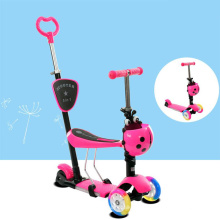 Paseo en Toy o Foot Scooter