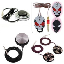 Professional Tattoo Power Foot Switch &Tattoo Foot Pedal (Tattoo Power Supply)