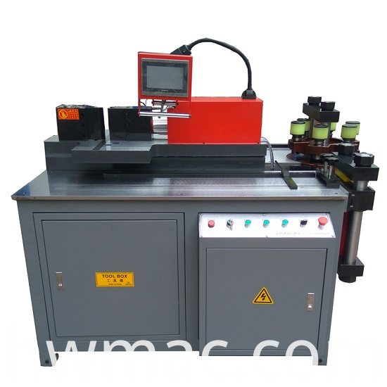 CNC busbar machine