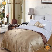 Hotel Bed Sheet, Горячий 100% хлопок Hotel Bed Sheet