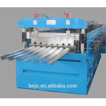 Hoja de suelo Roll formando la máquina, ampliamente utilizado en piso plano