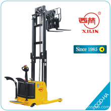 Supply for Battery Power Pallet Reach Truck Xilin CQD-HA electric reach stacker supply to Bahrain Suppliers