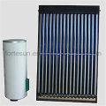 Système de chauffe-eau solaire Heatpipe Vacuum Tube Heatpipe