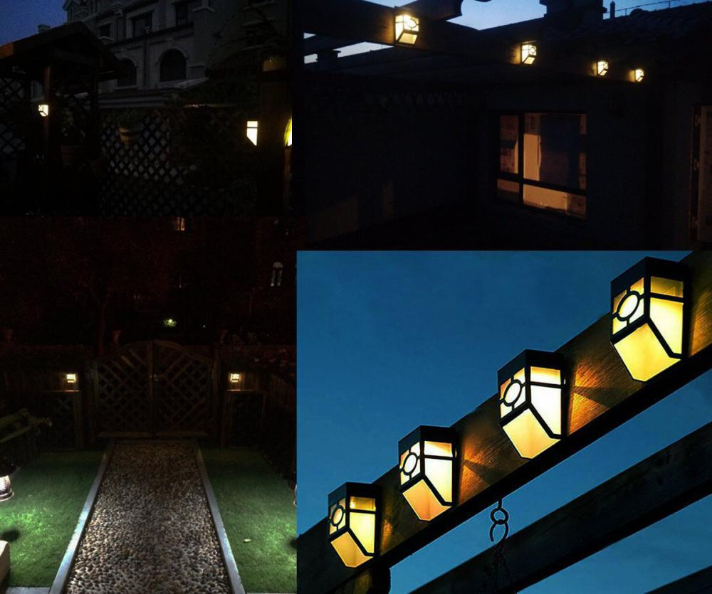 Solar Powered Garden Lights Residential