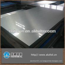 Hoja de aluminio lisa / hoja del diamante / placa de la pisada / 5-barra hoja de aluminio del estuco del estuco