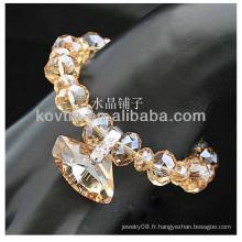 Bracelet en cristal Shambhala à chaud