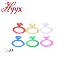 HYYX Surprise Toy Confetes de pvc de alta qualidade