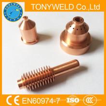 Plasmaschneiddüse und Elektrode 220037 zum Schneiden von Brenner