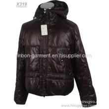 2013 Popular Men's Brown Winter Padded Jacket